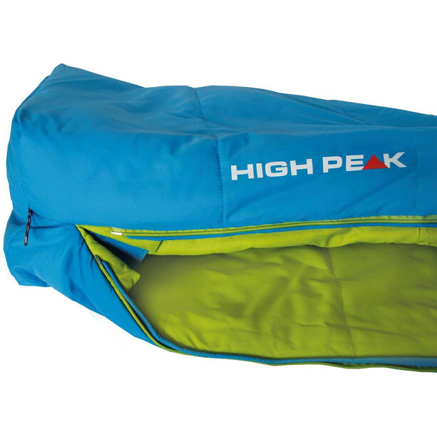 High Peak Hyperion 1 L Schlafsack blue/green
