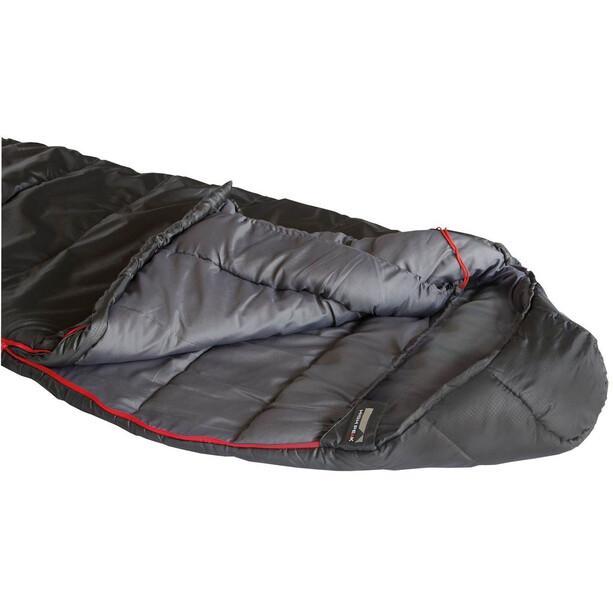 High Peak Redwood -3 Schlafsack schwarz