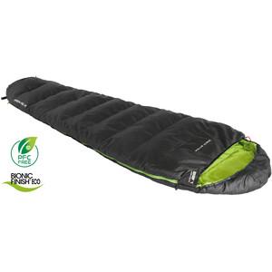 High Peak Black Arrow Schlafsack darkgrey/green darkgrey/green
