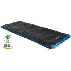 High Peak Ceduna Saco de Dormir, negro/azul negro/azul