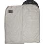 Nordisk Puk +10° Blanket Schlafsack XL schwarz/blau