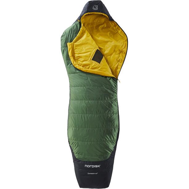 Nordisk Gormsson +10° Curve Schlafsack M schwarz/grün