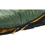 Nordisk Gormsson +4° Curve Schlafsack XL artichoke green/mustard yellow/black