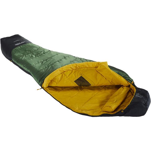 Nordisk Gormsson -2° Mummy Schlafsack XL schwarz/grün
