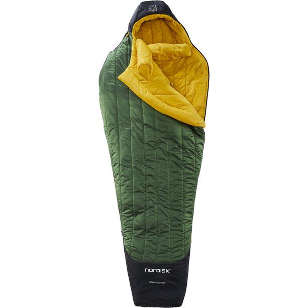 Nordisk Gormsson -10° Mummy Sovsäck M svart/grön