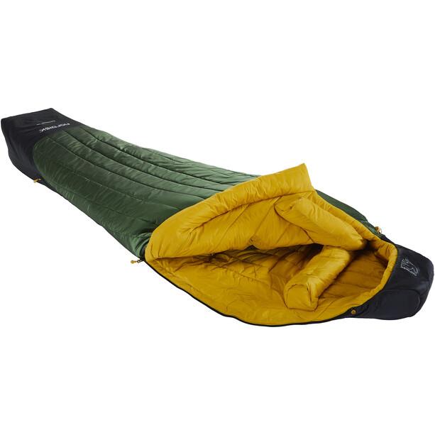 Nordisk Gormsson -10° Mummy Schlafsack L artichoke green/mustard yellow/black