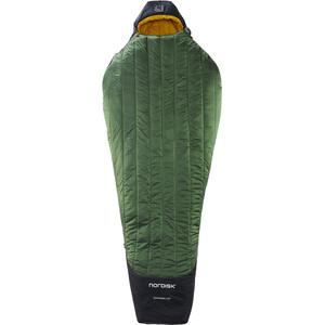 Nordisk Gormsson -10° Mummy Schlafsack L artichoke green/mustard yellow/black artichoke green/mustard yellow/black