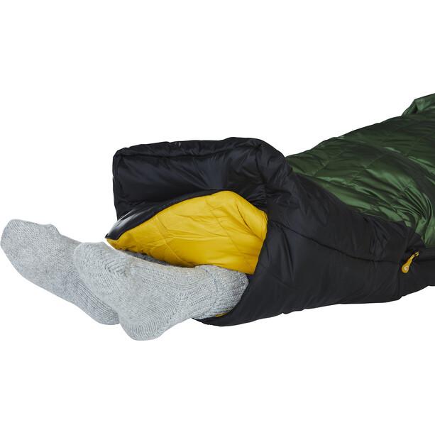 Nordisk Gormsson -10° Mummy Schlafsack XL artichoke green/mustard yellow/black