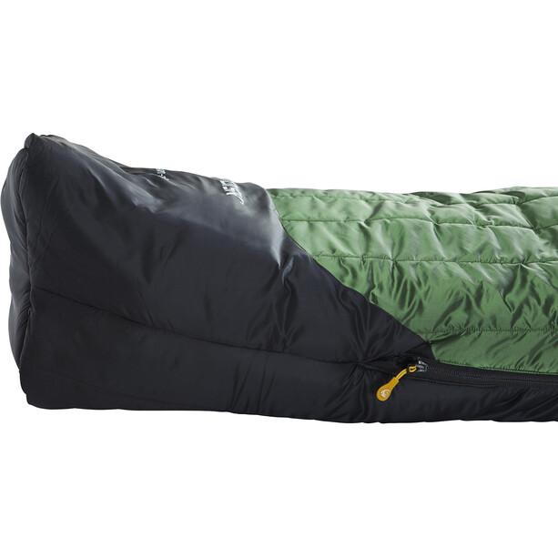 Nordisk Gormsson -20° Mummy Sac de couchage XL, artichoke green/mustard yellow/black