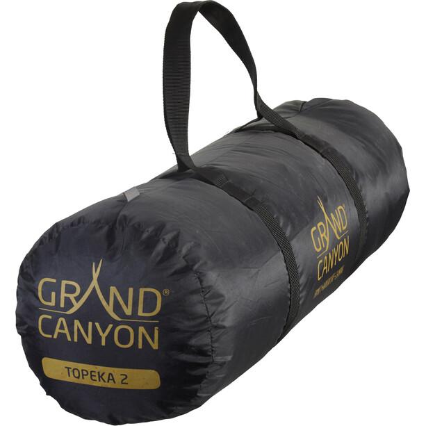 Grand Canyon Topeka 2 Zelt oliv