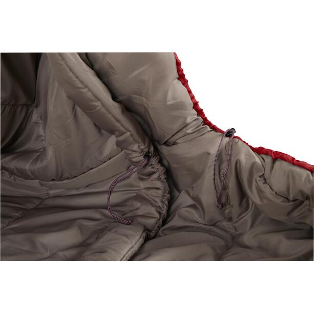 Grand Canyon Kansas 190 Schlafsack red dahlia