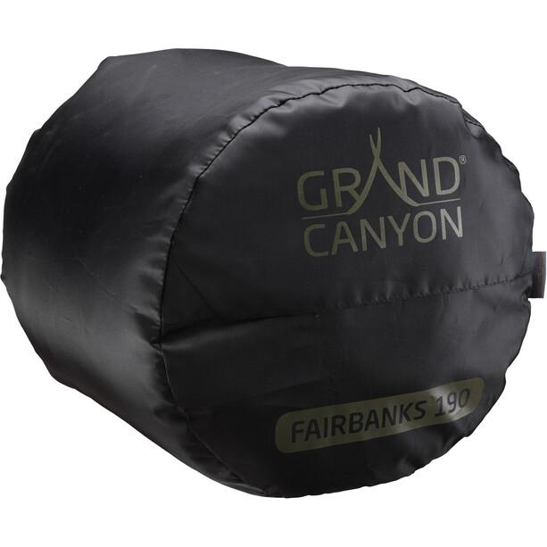 Grand Canyon Fairbanks 190 Schlafsack oliv