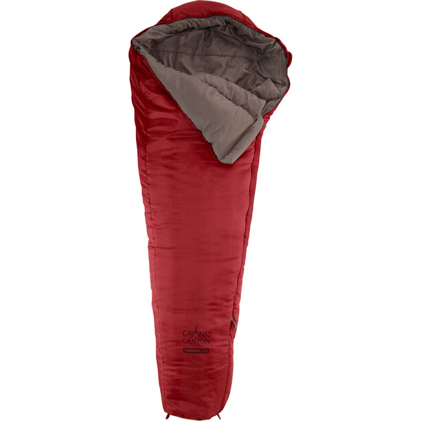 Grand Canyon Fairbanks 150 Schlafsack Kinder red dahlia