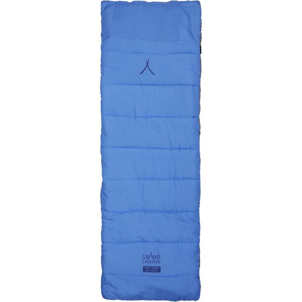 Grand Canyon Topaz Camping Bett Cover L blau
