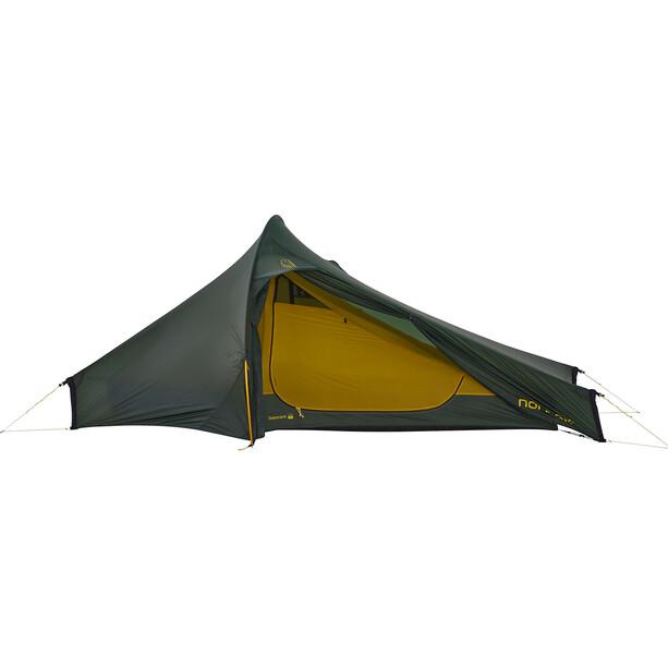 Nordisk Telemark 2.2 LW Tent forest green
