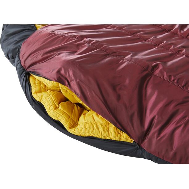 Nordisk Oscar -20° Mummy Sleeping Bag XL rio red/mustard yellow/black