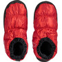 Nordisk Mos Down Shoes ribbon red
