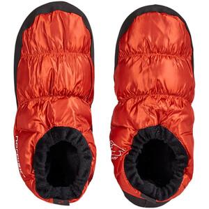 Nordisk Mos Down Shoes red orange red orange