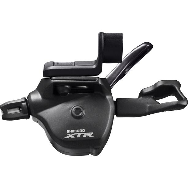 Shimano XTR SL-M9000 Vaihdevipu 2/3-vaihteinen I-Spec II vasen, musta