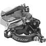 Shimano Altus FD-M2020 Dérailleur avant 2x9 vitesses Top Swing Low