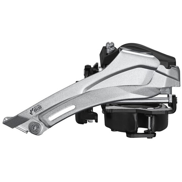 Shimano Tourney FD-TY710-2 Umwerfer 2x7/8-fach Top Swing Tief