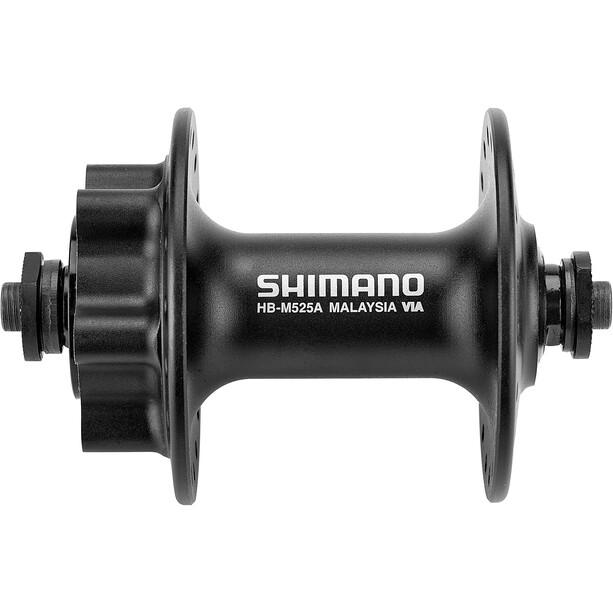 Shimano HB-M525 Forhjulnav 6-bolts QR