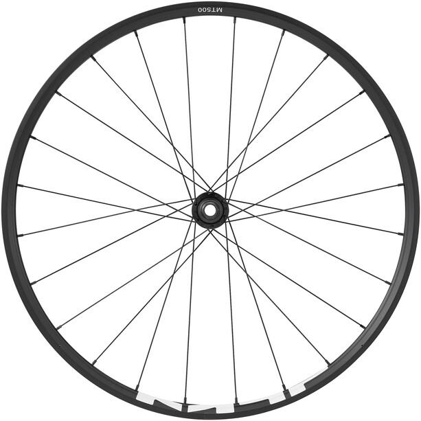 "Shimano WH-MT500 Vorderrad 29"" CL E-Thru Disc 110mm"