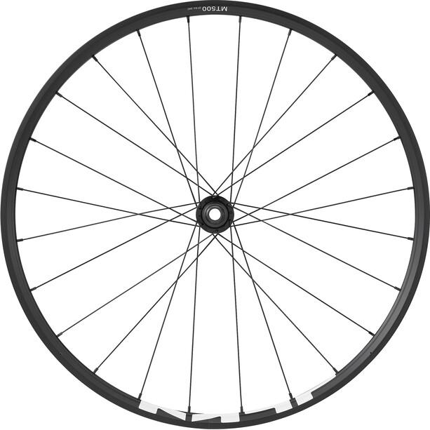 """Shimano WH-MT500 Vorderrad 27.5"""" CL E-Thru Disc 100mm"""