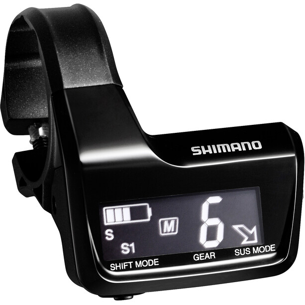 Shimano Di2 Informations Display