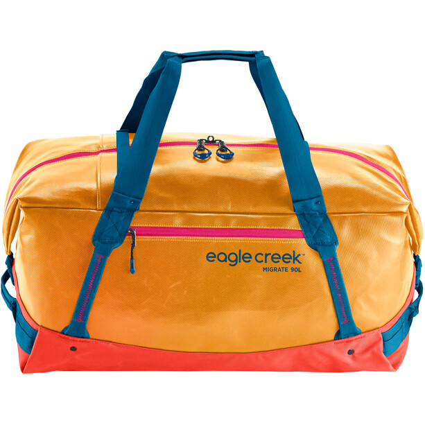 Eagle Creek Migrate Duffel 90l sahara yellow