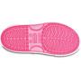 Crocs Crocband II Sandal PS Kinder paradise pink/carnation