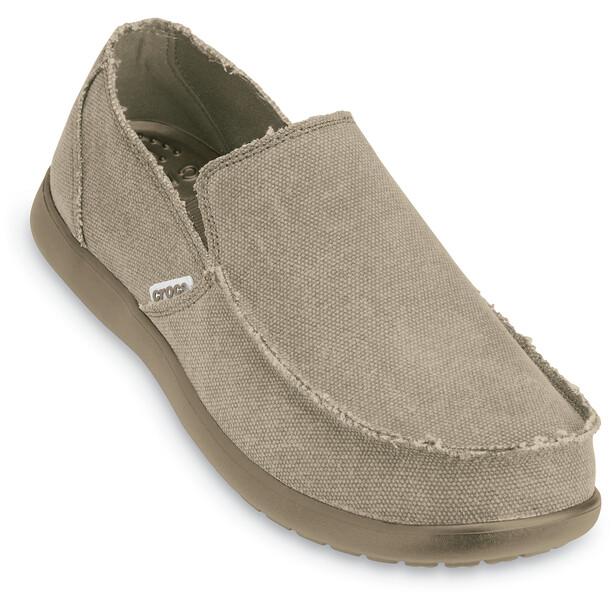 Crocs Santa Cruz Sandales Homme, khaki/khaki