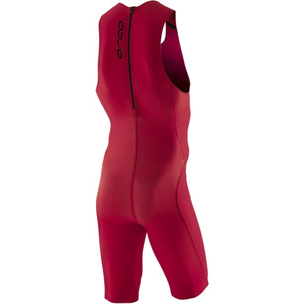 ORCA RS1 Svømmeskind Herrer, rød
