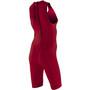 ORCA RS1 Combinaison Swimskin sans manches Femme, rouge