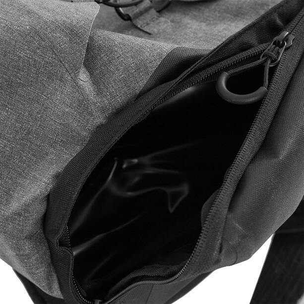 ORCA Urban Wasserfester Rucksack black