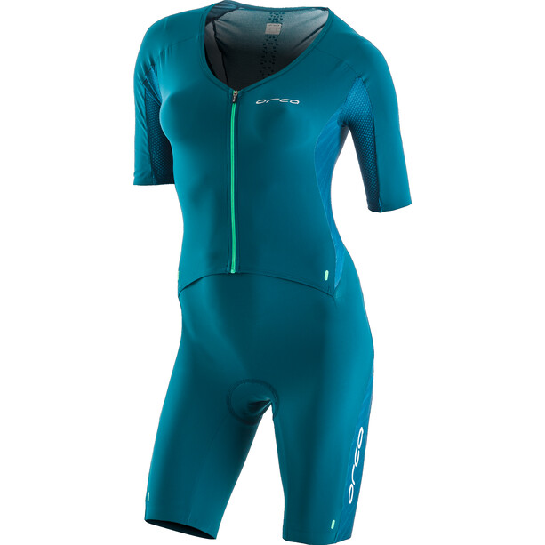 ORCA 228 Perform Aero Racesuit Damen green