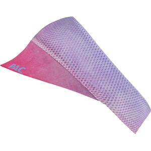 P.A.C. Ultra Visor banda para la cabeza, violeta/rojo violeta/rojo