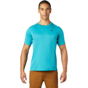 Mountain Hardwear Wicked Tech Kurzarm T-Shirt Herren vivid teal vivid teal
