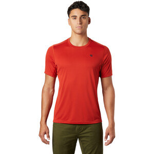 Mountain Hardwear Wicked Tech Kurzarm T-Shirt Herren desert red desert red