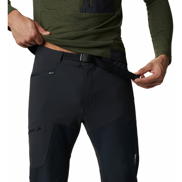 Mountain Hardwear Chockstone Pantalon Homme, noir