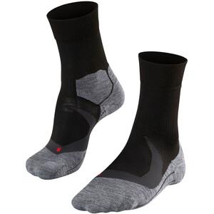 Falke RU 4 Cool Socken Herren schwarz/grau schwarz/grau