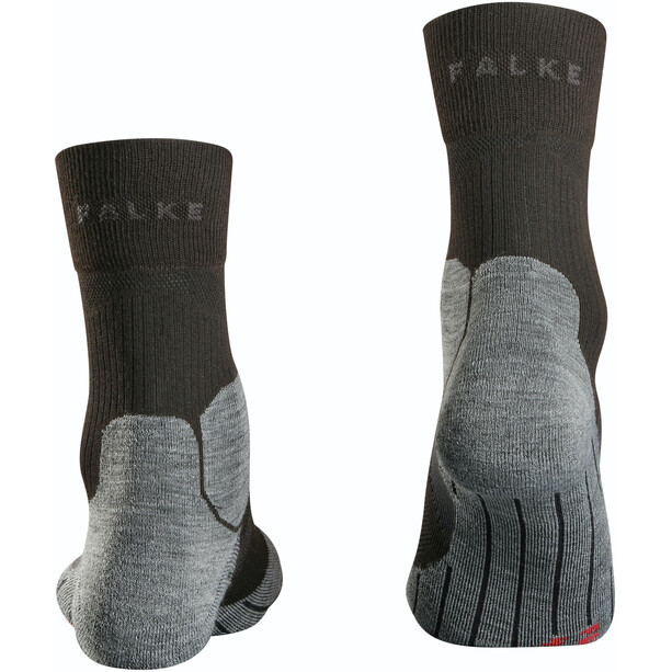 Falke RU 4 Cool Chaussettes Femme, noir/gris