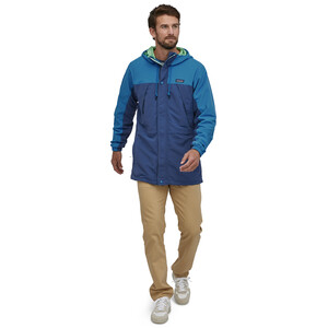 Patagonia Recycled Nylon Parka Parka Herren superior blue superior blue