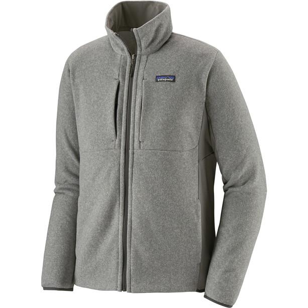 Patagonia Lightweight Better Sweater Jacke Herren grau