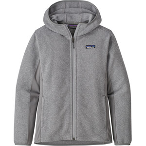 Patagonia Lightweight Better Sweater Hoody Damen feather grey feather grey