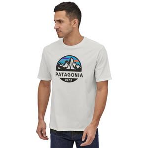 Patagonia Fitz Roy Scope Organic T-Shirt Herren white white