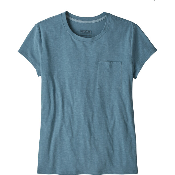 Patagonia Mainstay T-Shirt Damen blau