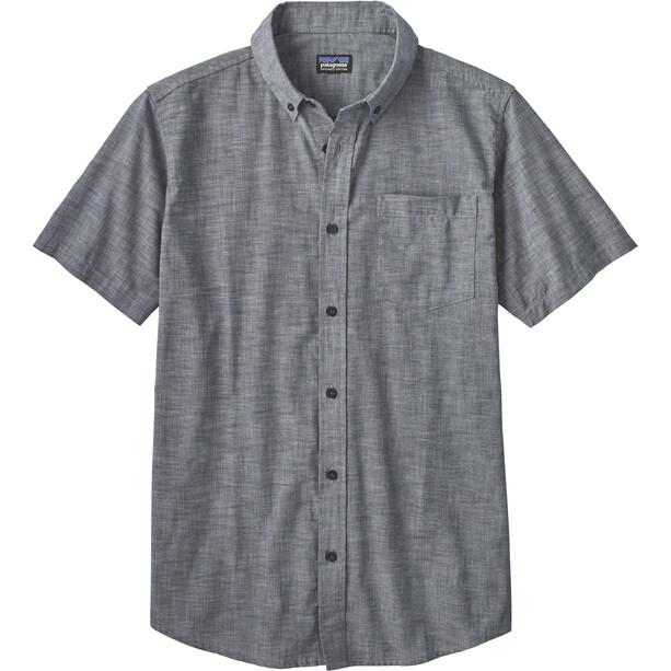 Patagonia Lightweight Bluffside Shirt Herren chambray/classic navy