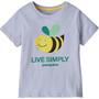 live simply bee cool man/beluga