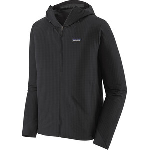 Patagonia R1 TechFace Bluza Mężczyźni, czarny czarny